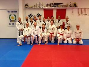 Favrskov Taekwondo Klub nov 2013